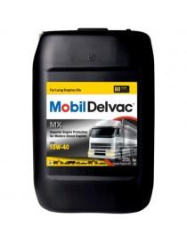 Масло моторное MOBIL DELVAC MX 15W-40 API CI-4/SL (Канистра 20л)
