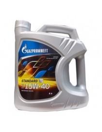 Масло моторное Gazpromneft Standart 15W-40 API SF/CC (Канистра 5л)