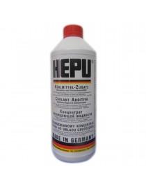 Антифриз HEPU RED G12 (-80C) (Канистра 1,5л)