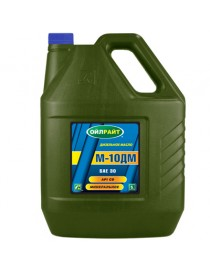Масло моторное OIL RIGHT М10ДМ SAE 30 CD (Канистра 5л)