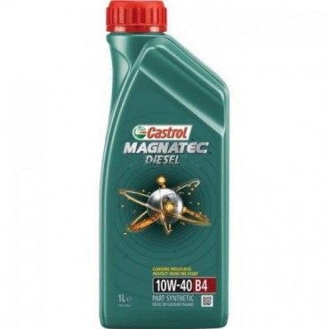 Масло моторное Castrol Magnatec Diesel 10W-40 B4 (Канистра 1л)
