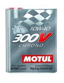 Моторное масло Motul 300V CHRONO 10W-40 2 л.