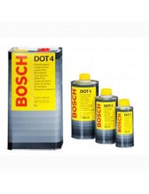 Тормозная жидкость DOT4 1л. (пр-во Bosch)