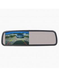 """Prime-X"" 043S зеркало с монитором (4,3"") на штатном креплении (с креплением)"