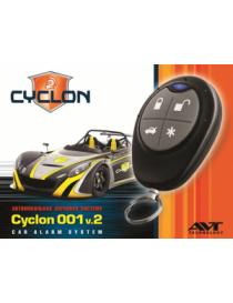 CYCLON 001v2 + DL1 без сирены