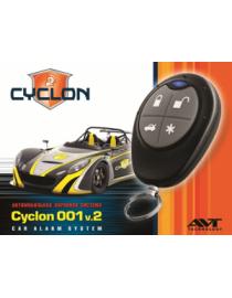 CYCLON 001v2 без сирены