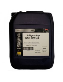 Масло моторное ENI i-Sigma top 10W-40 (Канистра 20л)