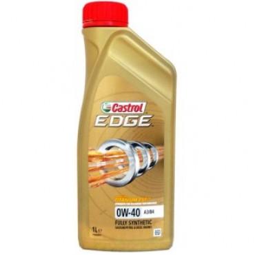 Масло моторное Castrol EDGE 0W-40 А3/В4 (Канистра 1л)