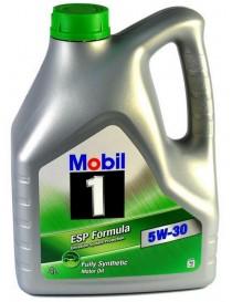 Масло моторное Mobil 1 ESP Formula 5W-30 API SN/SM (Канистра 4л)