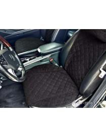 Накидки на передние сидения Premium черные