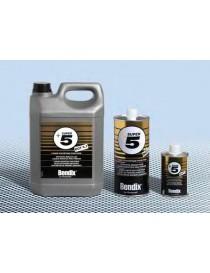 Тормозная жидкость DOT5 SUPER5 485 ml. (пр-во Jurid)