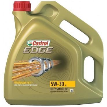 Масло моторное Castrol EDGE 5W-30 (Канистра 4л)