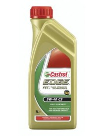 Масло моторное Castrol EDGE 5W-40 С3 (Канистра 1л)