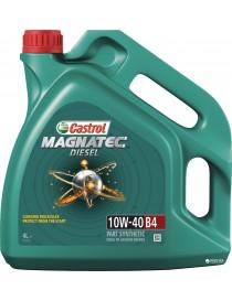 Масло моторное Castrol Magnatec Diesel 10W-40 B4 (Канистра 4л)