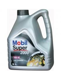 Масло моторное Mobil Super 2000x1 10W-40 API SL/CF (Канистра 4л)