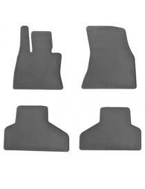 Коврики в салон BMW X5 (F15) 13-/ X6 (F16) 14- (4 шт)