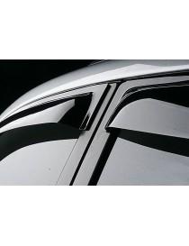Дефлекторы окон (ветровики) BMW X5 2007-(E70)