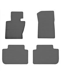 Коврики в салон BMW X3 (E83) 04- (полный-4шт)