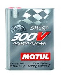 Моторное масло Motul 300V POWER RACING 5W-30 2 л.