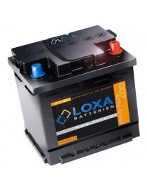 Аккумулятор 61Ah-12v LOXA (242x175x190),R,EN540