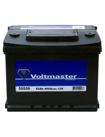 Аккумулятор 55Ah-12v VOLTMASTER (242х175х190),R,EN460