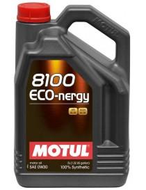 Моторное масло Motul ECO-CLEAN 8100 0W-30 5 л.