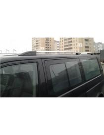 Рейлинги Mercedes Vito (W638) 1996-2003 /Хром/Skyline /Abs