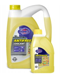 Антифриз-40 ВАМП 5 л. желтый