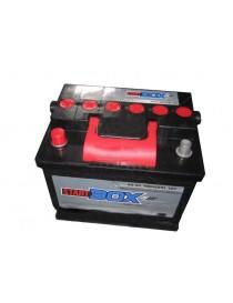 Аккумулятор 60Ah-12v StartBOX Econom (242x175x190),R,EN480