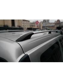 Рейлинги Dacia Logan MCV 2004-2012 /Хром /Abs